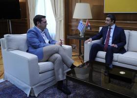 Περαιτέρω ανάπτυξη των σχέσεων ΗΑΕ και Ελλάδας - Κεντρική Εικόνα
