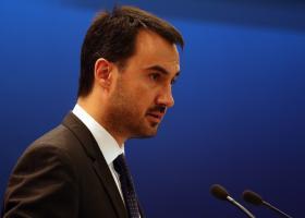 Αλ. Χαρίτσης: Η ελληνική οικονομία όχι μόνο αντέχει αλλά κινείται σε αναπτυξιακή κατεύθυνση - Κεντρική Εικόνα