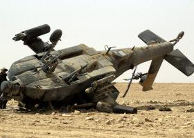Τουρκία: Συντριβή στρατιωτικού ελικοπτέρου - Κεντρική Εικόνα