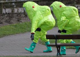 Το Νόβιτσοκ θα περιληφθεί στη λίστα των απαγορευμένων τοξικών ουσιών του ΟΑΧΟ - Κεντρική Εικόνα