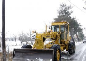 Έφτασε ο χιονιάς στην Κρήτη - Κλειστά τα σχολεία στον δήμο Οροπεδίου Λασιθίου - Κεντρική Εικόνα