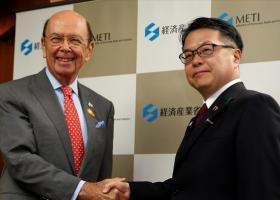 «Υπάρχει ακόμη χρόνος για μία εξαίρεση της Ιαπωνίας από την επιβολή των δασμών εισαγωγής για τον χάλυβα και το αλουμίνιο στην αγορά των ΗΠΑ» - Κεντρική Εικόνα