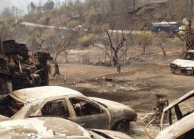 Οργή συγγενών θυμάτων για τη «γιορτή» του ολοκαυτώματος της Ηλείας του 2007 - Κεντρική Εικόνα