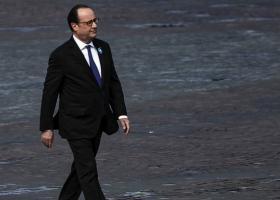 Ολάντ: Έρχομαι να χαιρετίσω την επιτυχία της Ελλάδας - Κεντρική Εικόνα