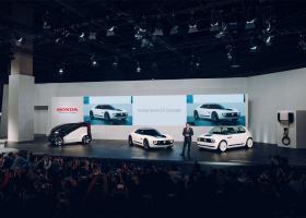 Honda: Αυτοδυναμία 240 χιλιομέτρων με φόρτιση 15 λεπτών ...το 2022 - Κεντρική Εικόνα