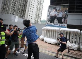Χονγκ Κονγκ: Αποσύρεται το νομοσχέδιο για την έκδοση στην Κίνα  - Κεντρική Εικόνα