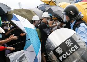 Ο Fitch υποβάθμισε το μακροπρόθεσμο αξιόχρεο του Χονγκ Κονγκ - Κεντρική Εικόνα