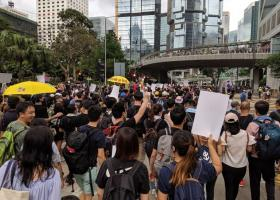 Τραμπ: Το Πεκίνο «δεν έχει ανάγκη συμβουλών» στο θέμα των εντάσεων στο Χονγκ Κονγκ - Κεντρική Εικόνα