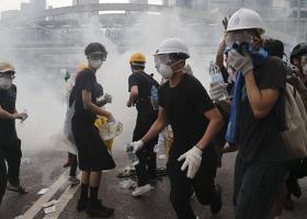 Νέες διαδηλώσεις στο Χονγκ Κονγκ - Κεντρική Εικόνα