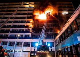 Γαλλία: Φωτιά σε νοσοκομείο - Ένας νεκρός και οκτώ τραυματίες - Κεντρική Εικόνα