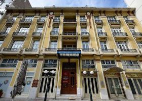 «Ζωντανεύει» ξανά ιστορικό ξενοδοχείο στο κέντρο της Θεσσαλονίκης - Κεντρική Εικόνα