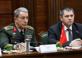 Ακάρ: Η Τουρκία δεν αποστασιοποιείται από το ΝΑΤΟ με την αγορά ρωσικών S-400 - Κεντρική Εικόνα