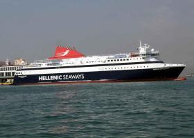 Γκριμάλντι: Θα χρειαστεί να με πληρώσουν για να φύγω από την Hellenic Seaways - Κεντρική Εικόνα