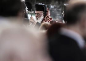 Την ανάγκη να υπάρξουν δότες μυελού των οστών, επισήμανε ο Αρχιεπίσκοπος Ιερώνυμος  - Κεντρική Εικόνα