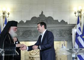 Σύγκρουση Μαξίμου - ΝΔ για τη συμφωνία Τσίπρα - Ιερώνυμου - Κεντρική Εικόνα