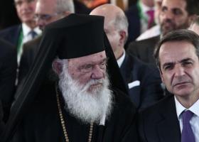 Ο Αρχιεπίσκοπος Ιερώνυμος ζητάει από τον Μητσοτάκη να ανοίξουν οι ναοί - Κεντρική Εικόνα