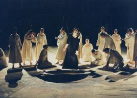 Το Εθνικό Θέατρο ταξιδεύει σε νησιά του βορειοανατολικού Αιγαίου - Κεντρική Εικόνα