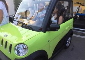 Τα Τρίκαλα παρουσίαζουν τα ηλεκτροκίνητα αυτοκίνητα - Κεντρική Εικόνα