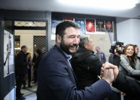 Ηλιόπουλος κατά Μητσοτάκη για «σεξιστικό και ταξικό κατήφορο»  - Κεντρική Εικόνα