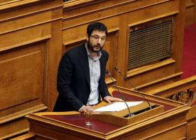 Ηλιόπουλος: Η ΝΔ δίνει ψήφο εμπιστοσύνης σε μια Ευρώπη του Όρμπαν - Κεντρική Εικόνα
