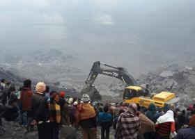 Ινδία: Τουλάχιστον 13 εργάτες παγιδεύτηκαν σε ανθρακωρυχείο - Κεντρική Εικόνα