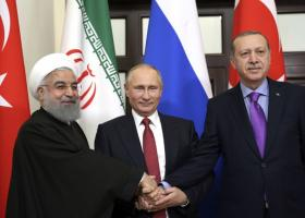 Χωρίς συμφωνία για το Ιντλίμπ ολοκληρώθηκε η σύνοδος στην Τεχεράνη - Κεντρική Εικόνα