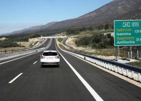 Αποκαταστάθηκε η κυκλοφορία των οχημάτων στην Ιονία Οδό - Κεντρική Εικόνα