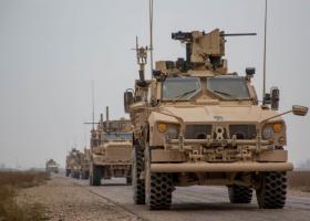 Συρία: Αποχώρησαν οι πρώτοι 50 Αμερικανοί στρατιώτες από την επαρχία Αλ Χασάκα - Κεντρική Εικόνα