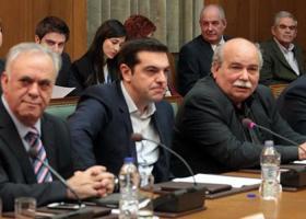 Σε εξέλιξη η συνεδρίαση του υπουργικού συμβουλίου - Κεντρική Εικόνα