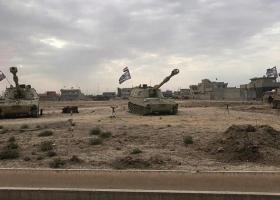 Τέλος οι στρατιωτικές επιχειρήσεις στο Ιράκ κατά του ISIS από τον διεθνή συνασπισμό - Κεντρική Εικόνα