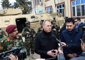 Στη Βαγδάτη ο αναπληρωτής υπουργός Αμυνας των ΗΠΑ Πάτρικ Σάναχαν - Κεντρική Εικόνα