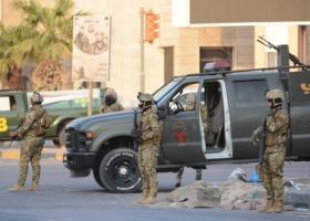 Ιράκ: Ρουκέτα έπληξε χώρο όπου βρίσκονται γραφεία πολυεθνικών πετρελαϊκών εταιρειών - Κεντρική Εικόνα