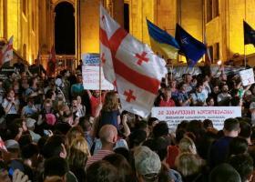 Γεωργία: Παραιτήθηκε ο πρόεδρος του κοινοβουλίου - Πρόωρες εκλογές ζητά η αντιπολίτευση - Κεντρική Εικόνα