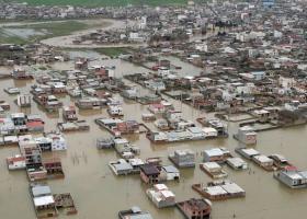 Ιράν: Εκκένωση 70 χωριών εξαιτίας των πλημμυρών - Κεντρική Εικόνα