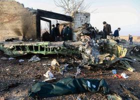 Ιράν: Boeing 737 συνετρίβη μετά την απογείωσή του από την Τεχεράνη - 176 νεκροί  - Κεντρική Εικόνα
