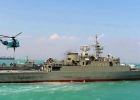 Ιράν: Φίλια πυρά βύθισαν πολεμικό πλοίο στον Κόλπο του Ομάν - Τουλάχιστον 19 νεκροί και δεκάδες αγνοούμενοι (Photo/χάρτης) - Κεντρική Εικόνα