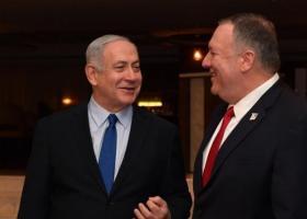 Ισραήλ: Παροτρύνσεις Νετανιάχου προς Πομπέο - «Αυξήστε την πίεση στο Ιράν» - Κεντρική Εικόνα