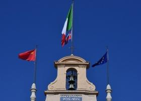 Η Ρώμη θα παρουσιάσει έλλειμμα 2,04% το 2019, ευθυγραμμιζόμενη με τις Βρυξέλλες - Κεντρική Εικόνα