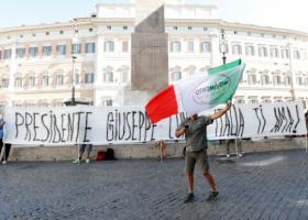 Ιταλία: Αδειάζει επικίνδυνα η κλεψύδρα για το σχηματισμό κυβέρνησης - Κεντρική Εικόνα