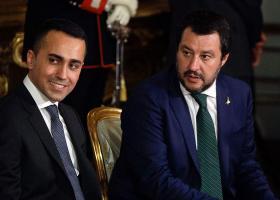 Ιταλία: Νέο «ρήγμα» μεταξύ Σαλβίνι και Ντι Μάιο για το ενδεχόμενο πρόωρων εκλογών - Κεντρική Εικόνα