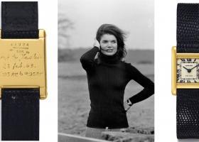 To ρολόι της Τζάκι Κένεντι πουλήθηκε έναντι 340.000 ευρώ - Κεντρική Εικόνα
