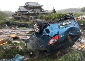 Ιαπωνία: Στους 70 οι νεκροί από τον σφοδρότερο τυφώνα των τελευταίων δεκαετιών (Photos/Videos) - Κεντρική Εικόνα