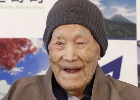 Ιαπωνία: Πέθανε σε ηλικία 113 ετών ο γηραιότερος άνδρας στον κόσμο - Κεντρική Εικόνα