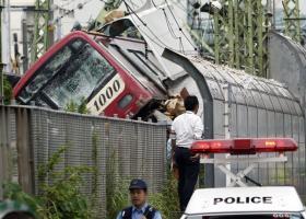 Ιαπωνία: Ένας νεκρός και 34 τραυματίες μετά από σύγκρουση τρένου με φορτηγό (photos) - Κεντρική Εικόνα