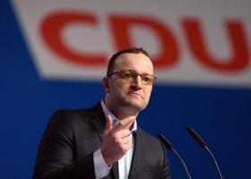 Γενς Σπαν: Ο υποψήφιος διάδοχος της Μέρκελ στην ηγεσία του CDU - Κεντρική Εικόνα