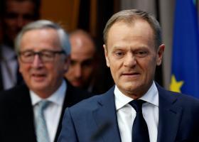 Δηλώσεις Γιούνκερ - Τουσκ για Brexit, Ιταλία και εμβάθυνση της ευρωζώνης - Κεντρική Εικόνα