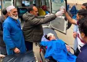Αφγανιστάν: Τουλάχιστον έξι νεκροί από εκρήξεις στην Καμπούλ - Κεντρική Εικόνα