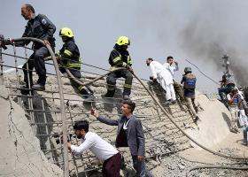 Απόσυρση αμερικανικών δυνάμεων από το Αφγανιστάν - Κεντρική Εικόνα
