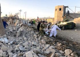 Αφγανιστάν: Τουλάχιστον 20 νεκροί από επίθεση των Ταλιμπάν κοντά σε νοσοκομείο - Κεντρική Εικόνα