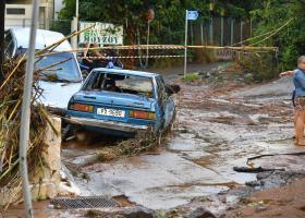 Κατάσταση έκτακτης ανάγκης στις περιοχές που έπληξε η κακοκαιρία - Κεντρική Εικόνα